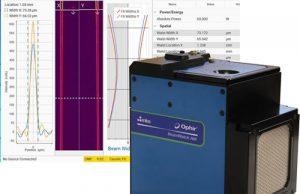 MKS Ophir präsentiert erstmals ein berührungsloses Laserstrahl-Messgerät für die Additive Fertigung