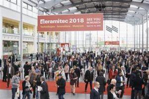 Besucherandrang im Eingang  300x200 - ceramitec 2018 – der Hot Spot für die keramische Industrie