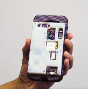 Blutdruckmessung Smartphone Hülle 3Dgedruckt 296x300 - 3D-gedrucke Smartphonehülle zur Messung von Blutdruck