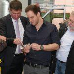Politikerbesuch MdB Axel Müller 150x150 - D3D weist neue Wege in der Metallverarbeitung