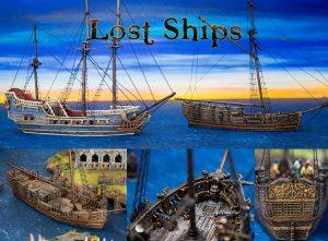 lost ships kickstarter 300x221 - The Lost Islands: Dateien zum selbst ausdrucken auf Kickstarter
