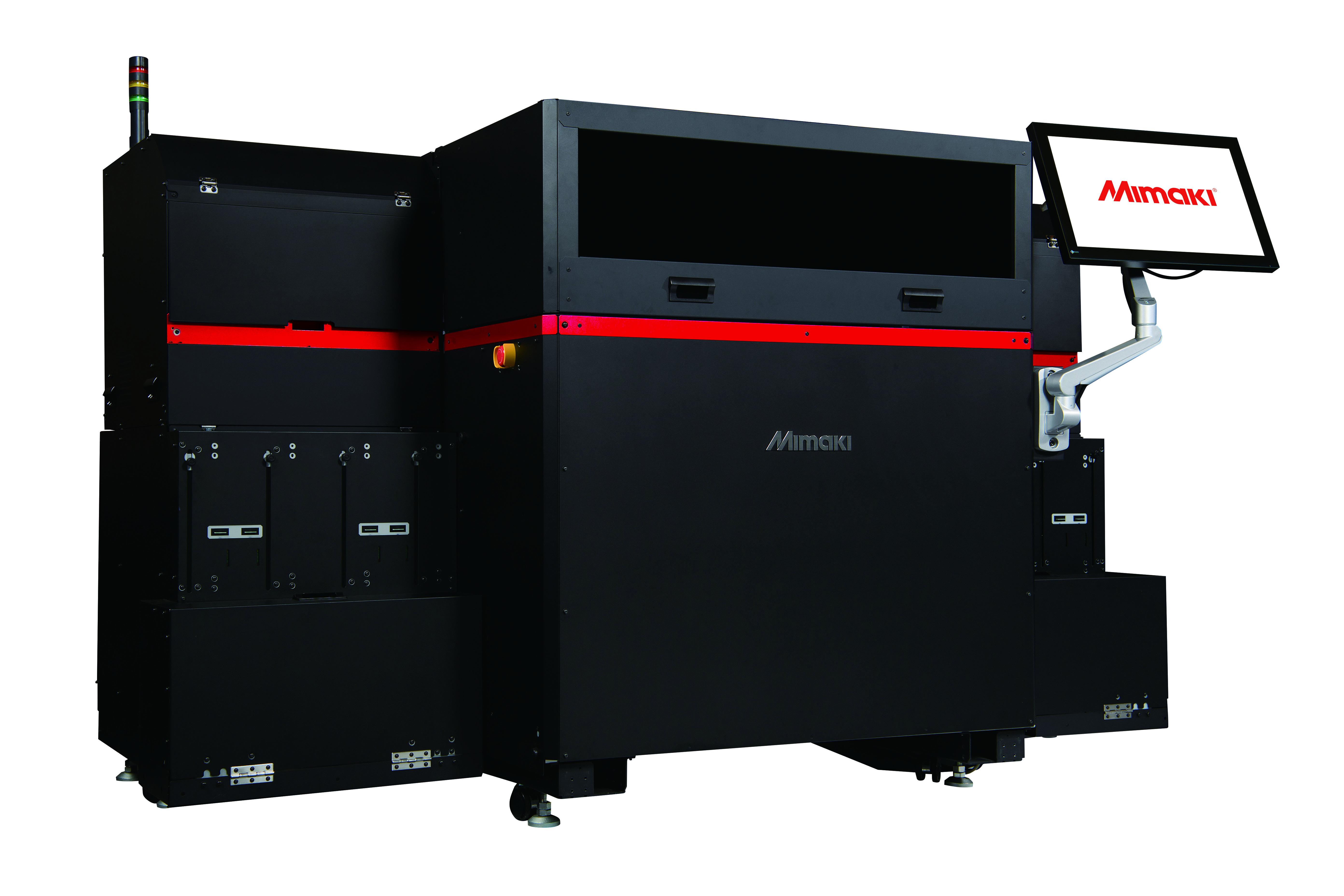 mimaki vollfarb 3d drucker 3DUJ 553 - Mimaki präsentiert Vollfarb-3D-Drucker 3DUJ-553