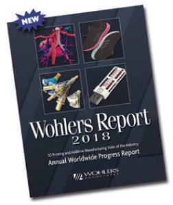 wohlers report 2018 3d druck 252x300 - Wohlers Report 2018: Verkauf von Metall-3D-Druckern steigt um 80%