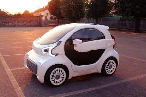 xev Lsev 3d druck auto1 300x200 - 3D-gedrucktes Elektroauto um $7.500 reif für Serienfertigung