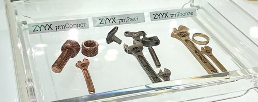 zyyx metall 3d drucker 3d printer1 - ZYYX Hersteller entwickelt Metall-3D-Drucker für unter € 10.000