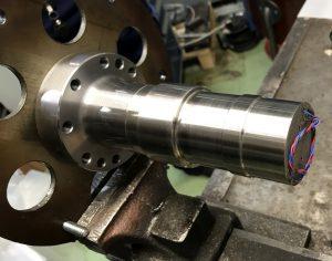 3d druck metall welle gleitlager VTT 300x236 - VTT stellen intelligente Metallteile am 3D-Drucker her