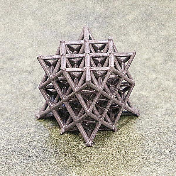 3d gedruckte metamaterialien struktur - 3D-gedruckte Metamaterialien zur Kontrolle von Schallwellen und Vibrationen