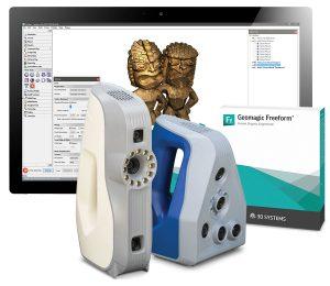 Artec 3D Geomagic Bundle 300x260 - Artec 3D gibt Integration seiner Handscanner mit 3D Systems' Geomagic Freeform bekannt