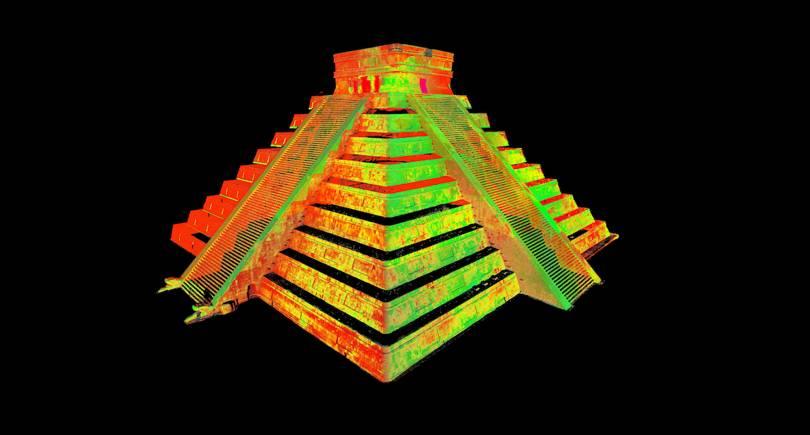 Google nutzt CyArks LiDAR Laser Scanning Technologie f%C3%BCr Open Heritage Projekt - Google nutzt CyArk's 3D-Laser-Scanning-Technologie LiDAR für Open Heritage Projekt