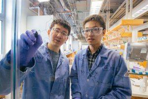 chenfeng ke 4D Druck 300x200 - Forscher entwickeln 3D-Druck-Material das auf Stimulation reagiert