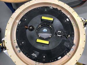 orion raumfahrzeug 3d druck andockluke 300x225 - 3D-gedruckte Komponenten für Orion Mond-Mission
