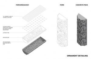 Architekturbüro nutzt VoxelJet VX1000 3D Drucker zur Herstellung moderner Ornamente3 300x194 - Architekturbüro nutzt VoxelJet VX1000 3D-Drucker zur Herstellung moderner Ornamente