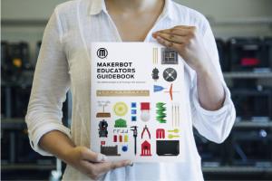 MakerBot Educators Guidebook Front 3 300x200 - MakerBot Educators Guidebook das neue 3D-Druck Lehrbuch für Schule und Ausbildung