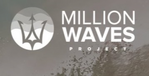 Million Waves Logo 1 300x153 - 3D-gedruckte Prothesen aus recycelten Kunststoffabfällen für den guten Zweck