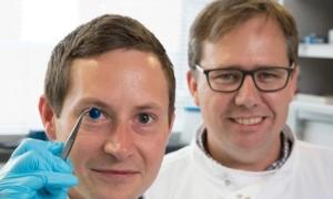 Newcastle 2 300x180 - Forscher aus Newcastle entwickeln weltweit erste 3D-gedruckte menschliche Hornhaut