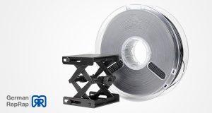 PEKK Carbon GRR  300x160 - German RepRap nimmt PC-Max Material in Portfolio auf:  robuste Teile mit ausgezeichneter Schlag- und Bruchzähigkeit