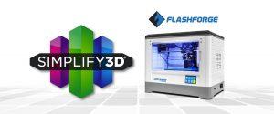 Simplify3D FlashForge Partnership 300x125 - Simplify3D und FlashForge schließen Partnerschaft