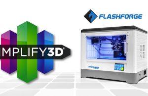 Simplify3D und FlashForge schließen Partnerschaft