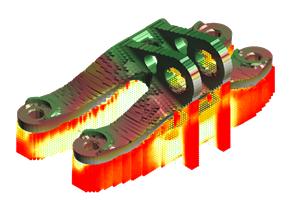 amphyon st%C3%BCtzstrukturen laserstrahlschmelzen - Additive Works stellt neues Amphyon Modul für Laserstrahlschmelzen vor