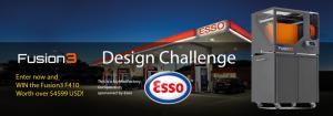 Esso Design Challengegewinne einen Fusion3 F410 3D Drucker 300x105 - Esso Design-Challenge: gewinne einen Fusion3 F410 3D-Drucker