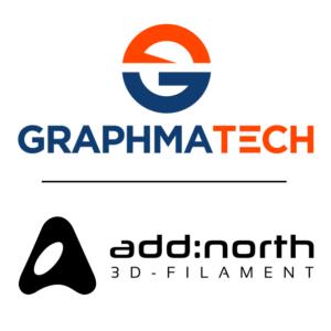 Graphmatech und Add North 3D präsentieren neue FDM Filamente aus Graphen4 300x300 - Graphmatech und Add North 3D präsentieren neue FDM-Filamente aus Graphen