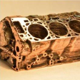 Kupfer - Qualitativer und erschwinglicher 3D-Metalldruck für Zuhause