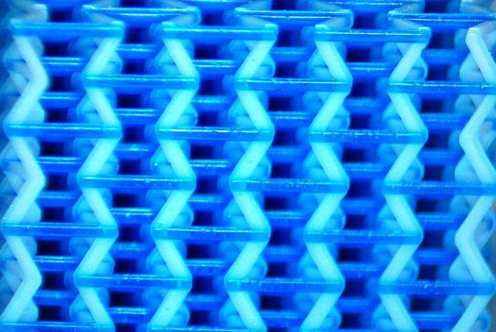 Neue Multimaterial 3D Druck Methode dank programmierter Materialeigenschaften - Neue Multimaterial-3D-Druck Methode dank programmierter Materialeigenschaften