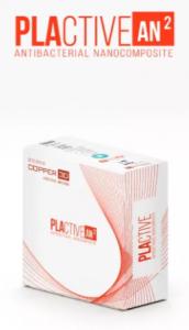 PLACTIVE 172x300 - Antibakterielles Filament für den Medizinsektor dank Copper3D