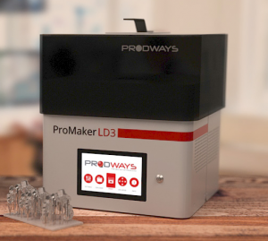 ProMaker LD 3 300x269 - Prodays präsentiert neuen ProMaker LD-3 3D-Drucker