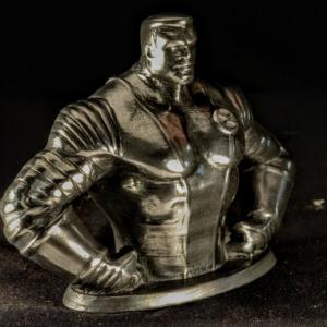 Stahl 300x300 - Qualitativer und erschwinglicher 3D-Metalldruck für Zuhause