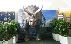 Triceratops 300x187 - Metrople erregt in Paris Aufsehen mit 3D gedruckten Triceratops-Modell