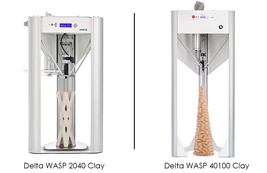 WASP launcht zwei neue Keramik 3D Drucker - WASP launcht zwei neue Keramik-3D-Drucker