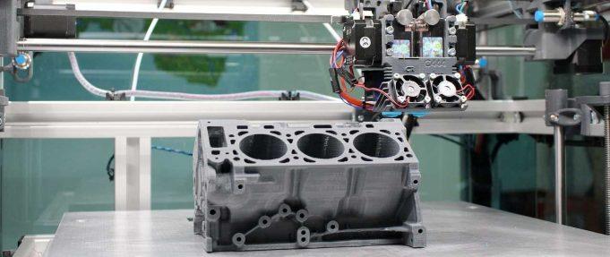 27% der deutschen Industrieunternehmen nutzen 3D-Druck