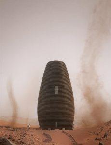 2 230x300 - 3D-gedrucktes Haus auf dem Mars gewinnt NASA 3D-Printed Habitat Challenge