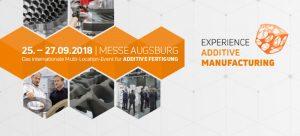 Ex EAM 300x136 - EXPERIENCE ADDITIVE MANUFACTURING – Bayerns Fachmesse im Hotspot für additive Fertigung