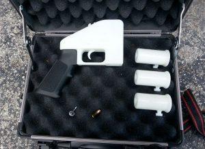 3D-gedruckte Pistole Liberator