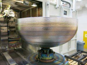 Lockheed Martin 3D druckt riesigen Titanzylinder für Satelliten 300x225 - Lockheed Martin 3D-druckt riesigen Titan-Treibstofftank für Satelliten