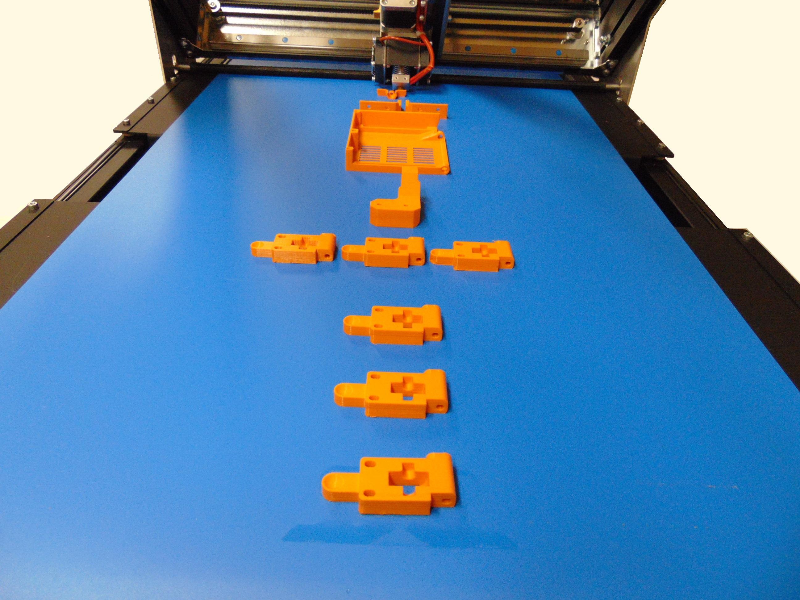 """Sliding 3D neuer 3D Drucker mit unendlicher Druckoberfl%C3%A4che 1 - Sliding-3D: neuer 3D-Drucker mit """"unendlicher"""" Druckoberfläche"""