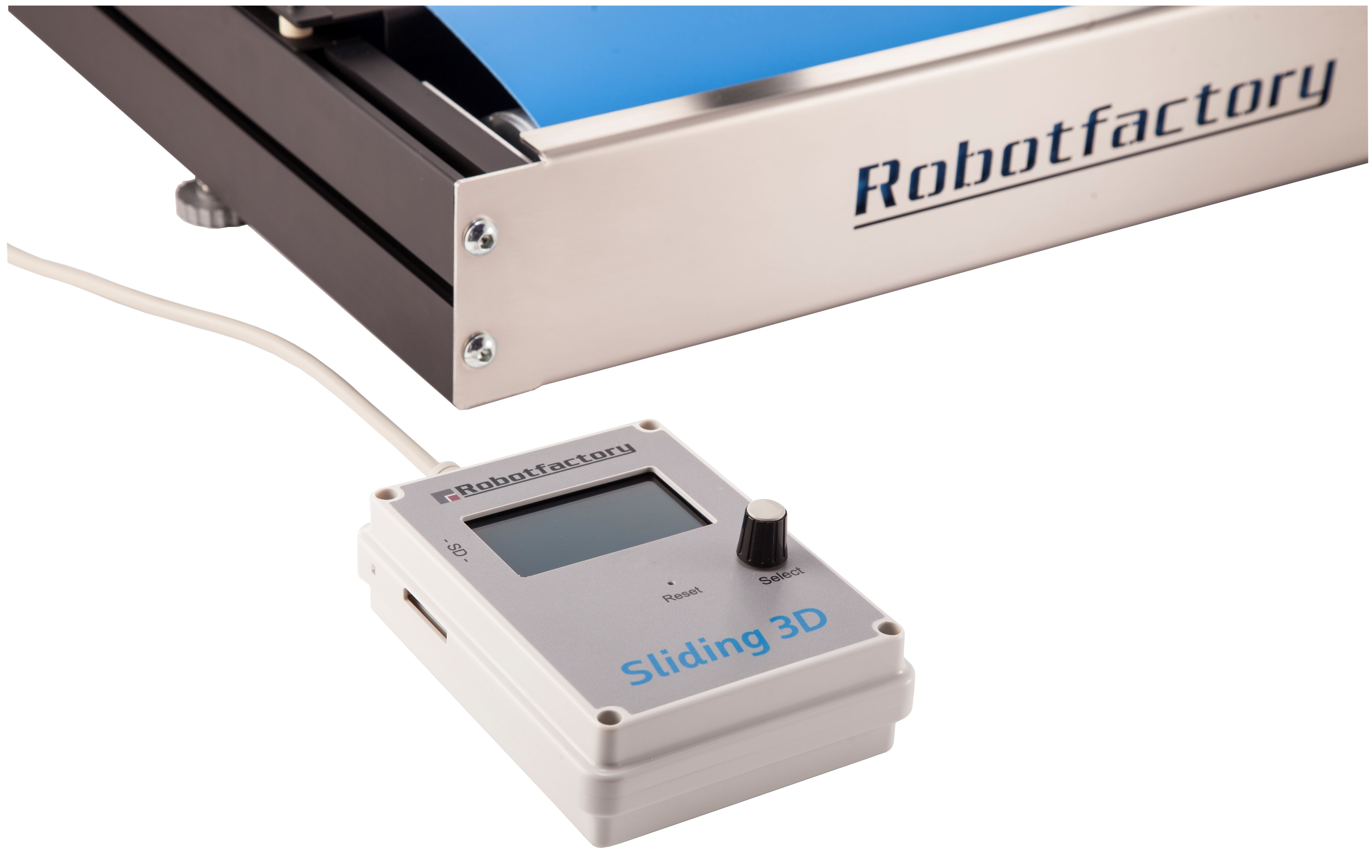 """Sliding 3D neuer 3D Drucker mit unendlicher Druckoberfl%C3%A4chew - Sliding-3D: neuer 3D-Drucker mit """"unendlicher"""" Druckoberfläche"""