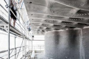 """Smart Slab 80 m2 große Leichtbau Geschossdecke aus Beton für DFAB House2 300x200 - """"Smart Slab"""": 80 m2 große Beton-Decke für DFAB House"""