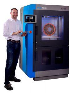 el 102 evo tech 229x300 - EL-102: EVO-tech stellt neuen 3D-Drucker vor