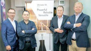 ultimaker asien 300x169 - Ultimaker expandiert nach Asien und eröffnet Büro in Singapur