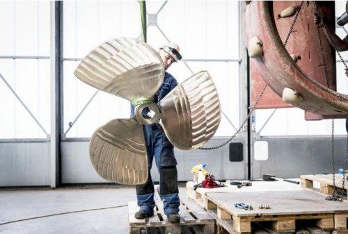 AML 3 e1534963295823 - AML Technologies Drahtbogen-Additiv-Fertigung erhält maritime Zertifizierung