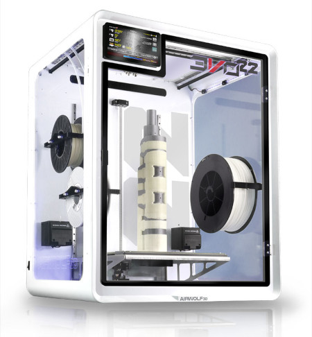 Airwolf3D präsentiert großen FDM 3D Drucker EVO 22 - Airwolf3D präsentiert großen FDM-3D-Drucker: EVO 22