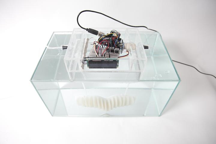 Amphibio 3D gedruckte Unterwasser Atemmaske3 - Amphibio: 3D-gedruckte Unterwasser-Atemmaske