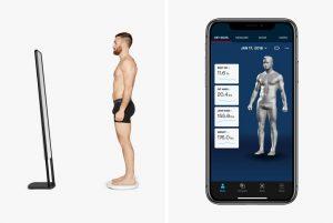 Naked Home Body Scanner NakedLabs investment 300x201 - Naked Labs erhielt 14 Millionen US-Dollar Investment für 3D Scanner