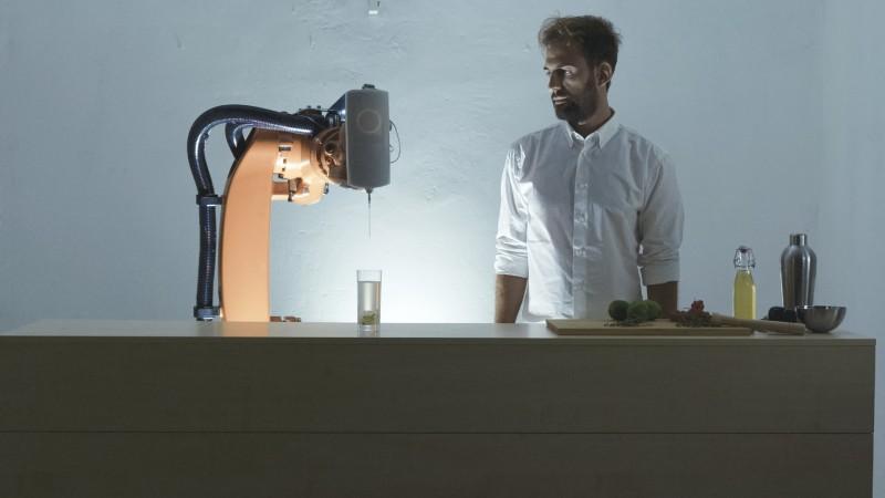 """Print a Drink schwebende Motive in Cocktails 3D drucken4 - Print a Drink: """"schwebende"""" Motive in Cocktails 3D-drucken"""
