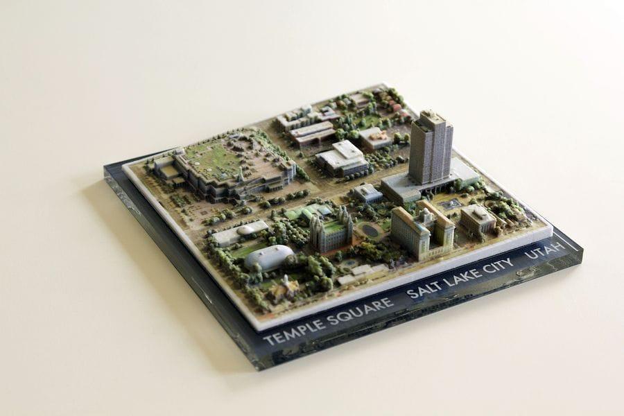kleine Stadtmodelle direkt aus Google Earth 3D drucken1 - Kleine Vollfarb-Stadtmodelle direkt aus Google Earth 3D-drucken
