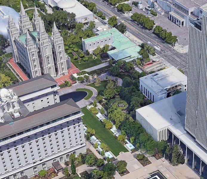 kleine Stadtmodelle direkt aus Google Earth 3D drucken2 - Kleine Vollfarb-Stadtmodelle direkt aus Google Earth 3D-drucken