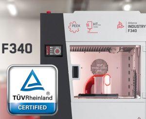 3Dgence TÜV F340 300x244 - 3DGence erhält TÜV-Zertifikat für INDUSTRY F340 3D-Drucker